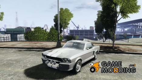 Shelby GT 500 Eleanor v2.0 для GTA 4