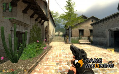 Mark 23 Mod 0 for Counter-Strike Source