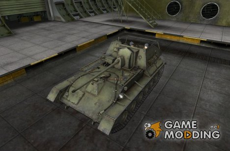 Ремоделлинг для СУ-76 for World of Tanks