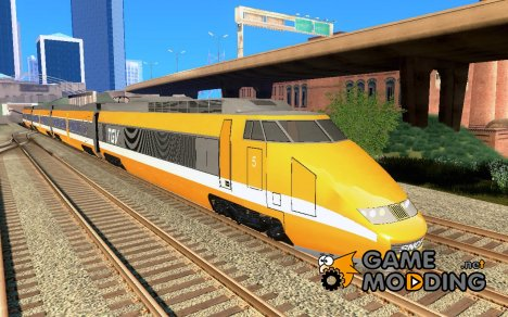 TGV SOUTH WEST for GTA San Andreas