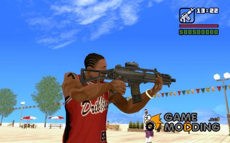 G36C for GTA San Andreas