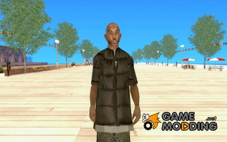 GANGSTAAA Ped for GTA San Andreas