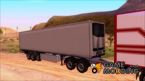 Trailer Krone for GTA San Andreas