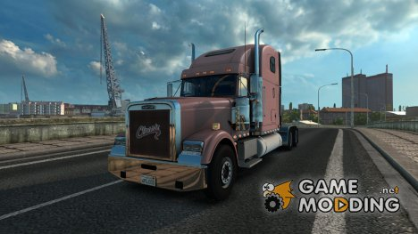 Freightliner Classic XL v 3.2.1 for Euro Truck Simulator 2
