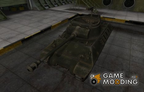 Шкурка для американского танка M36 Jackson for World of Tanks