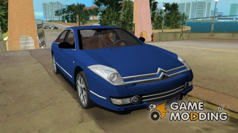 Citroen C6 BETA for GTA Vice City