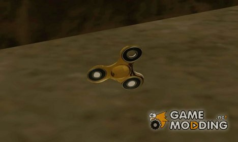 Golden Fidget Spinner для GTA San Andreas