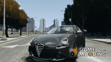 ALFA ROMEO GIULIETTA QUADRIFOGLIO VERDE for GTA 4