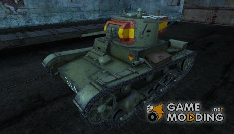 Т-26 for World of Tanks