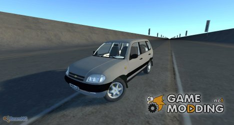 ВАЗ-21236 Chevrolet Niva for BeamNG.Drive