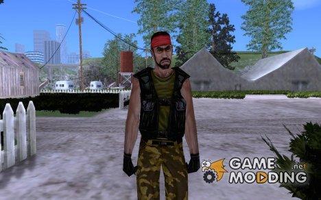 Terrorist from CS для GTA San Andreas