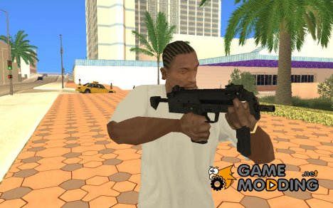 MP7 for GTA San Andreas