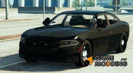 2015 Unmarked Dodge Charger DEV для GTA 5