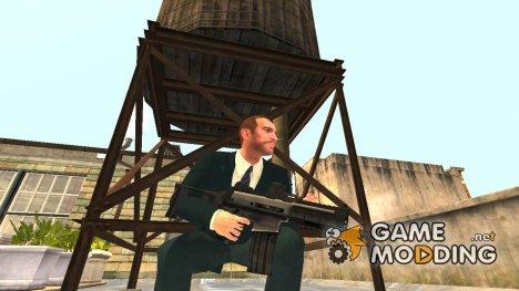 Crius SMG v.2 для GTA 4