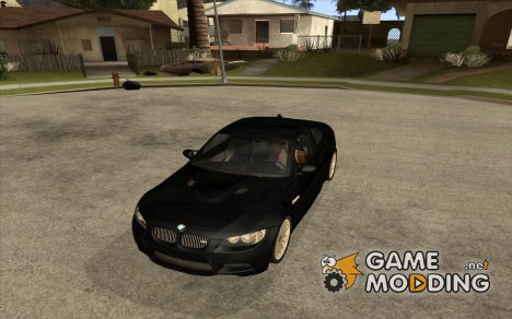 BMW M3 Convertible 2008 for GTA San Andreas