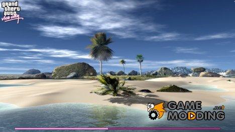 Загрузочная картинка v3 для GTA Vice City