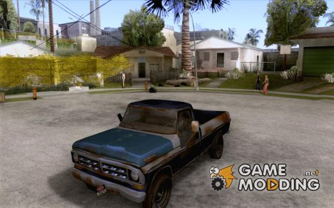 Ford F150 1978 old crate edition для GTA San Andreas