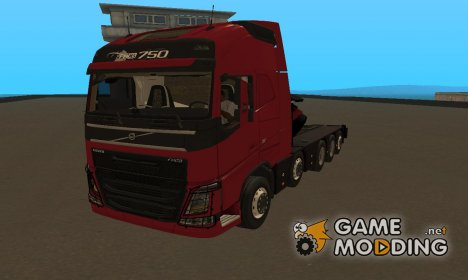 Volvo FH Euro 6 10x4 for GTA San Andreas