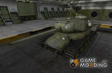 Ремоделинг для танка ИС для World of Tanks