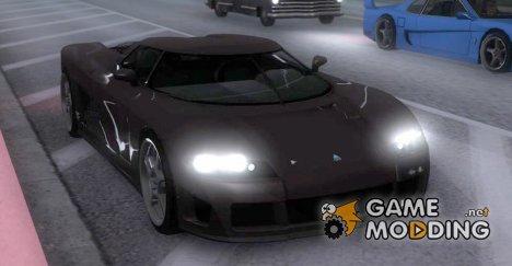 GTA V Overflod Entity XF for GTA San Andreas