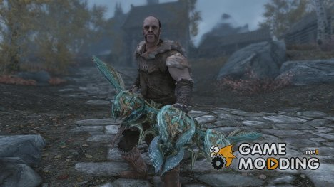 Nx9  Yogmir the Kings Bane for TES V Skyrim