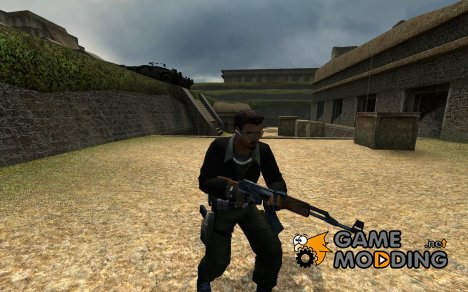 Claude -Beta- for Counter-Strike Source
