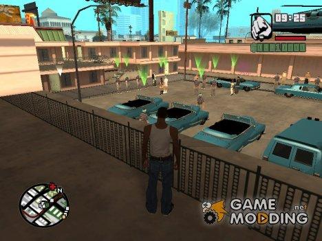 Aztek its Life (жизнь Ацтеков) for GTA San Andreas
