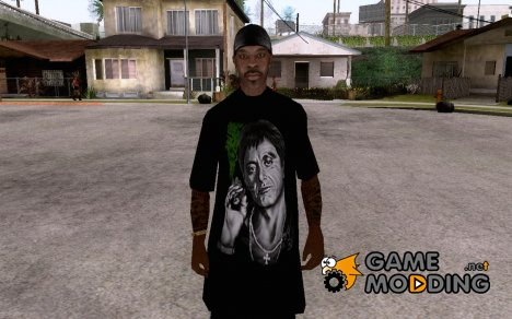 Notorious With That Durag для GTA San Andreas