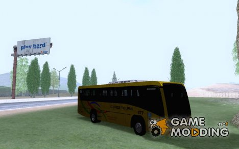 Marcopolo Ideale CERES TOURS 877 for GTA San Andreas