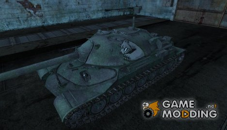 ИС-7 от ALFA for World of Tanks