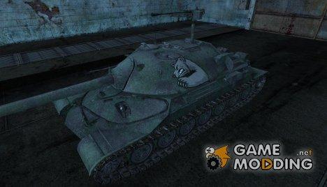ИС-7 от ALFA for World of Tanks