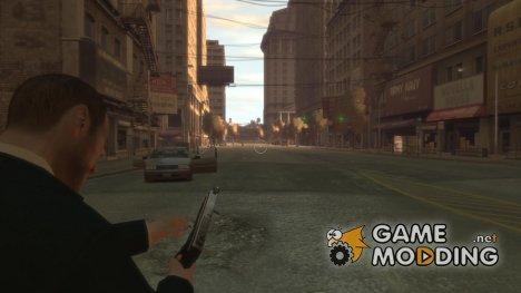 Реальная перезарядка (Real Reload) для GTA 4