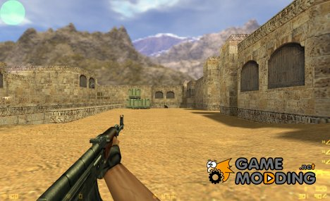 Cherry AK47 для Counter-Strike 1.6
