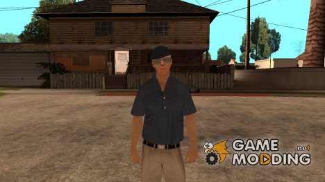 Новый Босс Мафии for GTA San Andreas