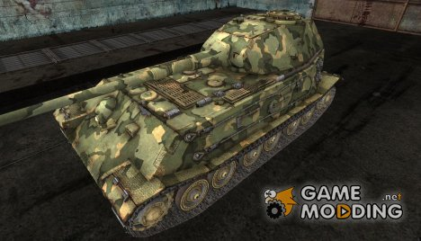 шкурка для VK4502(P) Ausf. B №51 for World of Tanks