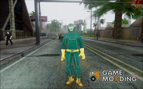 Kick Ass 2 v2 for GTA San Andreas