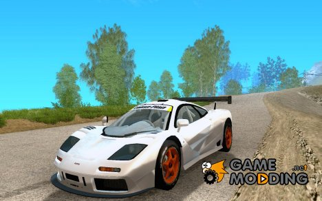 McLAREN F1 GTR GULF 1996 for GTA San Andreas