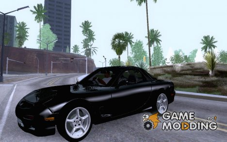 Mazda FD3S RX7 -  Stock для GTA San Andreas