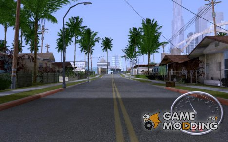 GTR Chrome для GTA San Andreas