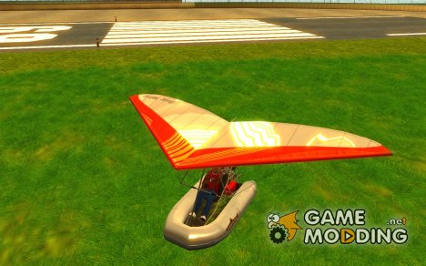 Wingy Dinghy (Crazy Flying Boat) для GTA San Andreas