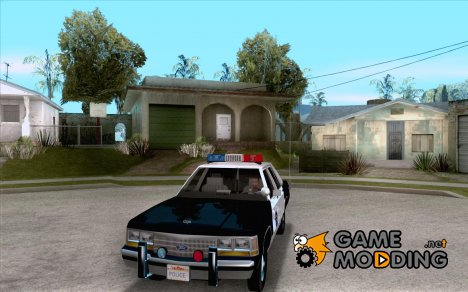 Ford Crown Victoria LTD 1991 SFPD для GTA San Andreas