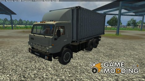КамАЗ 53212 v 3.0 Multifruit for Farming Simulator 2013