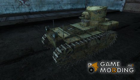 T1 для World of Tanks