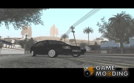 "ВАЗ 2109 ""длиннокрылая"" для GTA San Andreas"