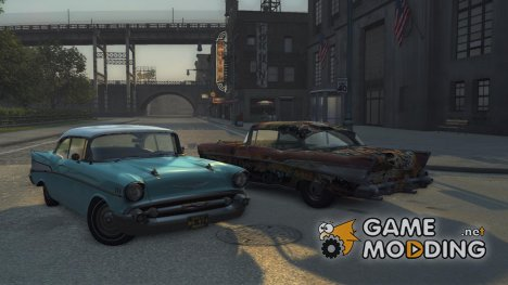 Chevrolet Bel Air 1957 для Mafia II