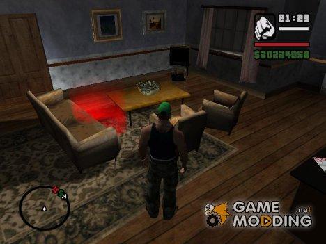 Просмотр ТВ for GTA San Andreas