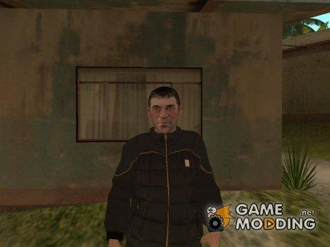 Скин из GTA 4 v83 для GTA San Andreas