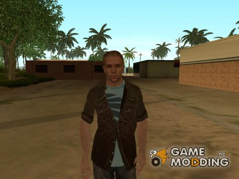 Clay Kaczmarek for GTA San Andreas