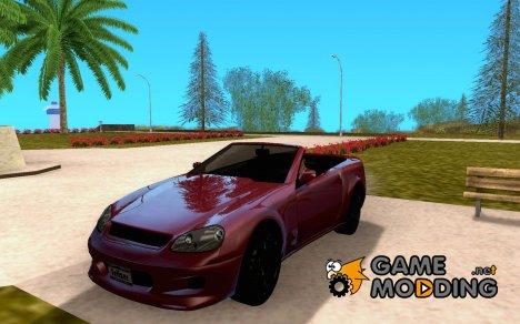 Feltzer из GTA 4 for GTA San Andreas