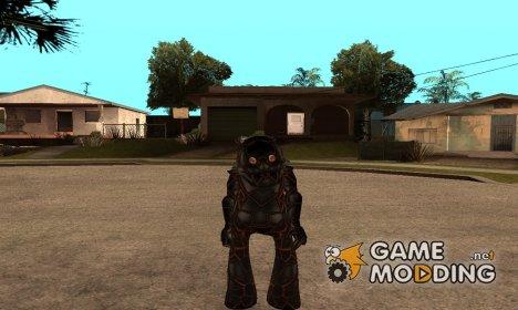Лавовый монстр для GTA San Andreas